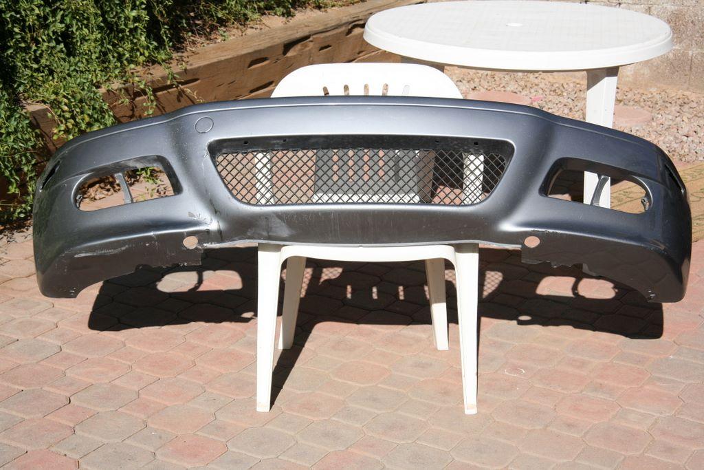 e46 bumper cover removal